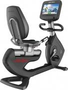Горизонтальный велотренажер Lifecycle Discover SE