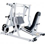 Жим ногами сидя Hammer Strength Plate-Loaded (PL-LP)