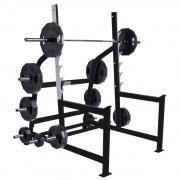 Олимпийская стойка для приседаний Hammer Strength (OSR)
