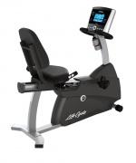 Горизонтальный велотренажер Life Fitness R1 GO
