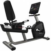 Горизонтальный велотренажер Integrity Lifecycle® D с консолью SL (ICLSR DSL)