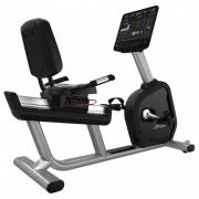 Горизонтальный велотренажер Integrity Lifecycle® S с консолью SL (ICLSR SSL)