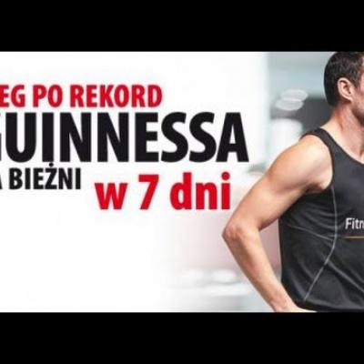 Krzysztof Tumko bije rekord świata